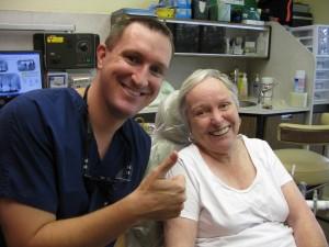 Dental Implant Patient Pasadena Texas